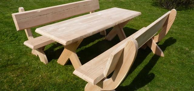 Drewno ogrodowe